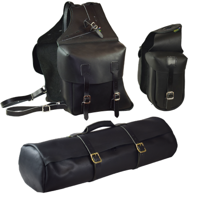 Pack extreme  2 sanglons us noir